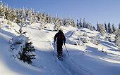Schneeschuhwandern in Bayern